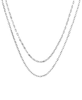 DAINTY|Halskette Silber