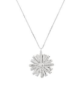 DAISY|Halskette Silber