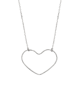 TI AMO|Halskette Silber