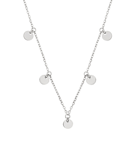 GYPSY  Halskette Silber
