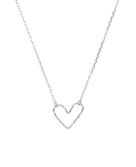 PURE LOVE|Halskette Silber