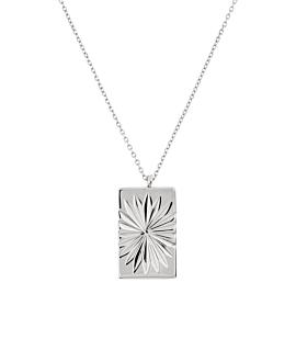 SUN RAYS|Halskette Silber