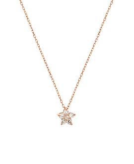 STERN Diamant Halskette