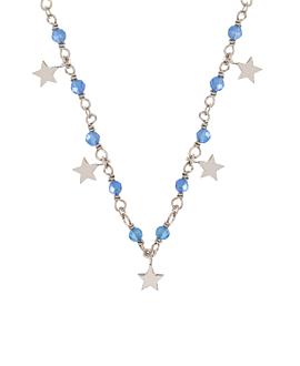 STAR CHARM  Halskette Silber