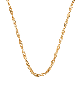LUCILLA  NECKLACE GOLD