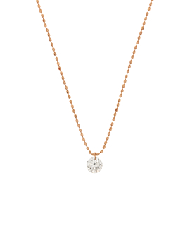 DIAMOND Halskette|18K Roségold