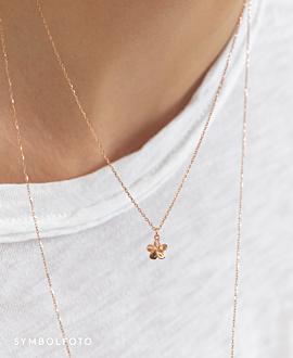 VIOLA  Halskette Gold