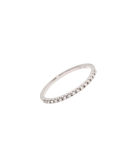 DIAMOND Ring|14K Weißgold
