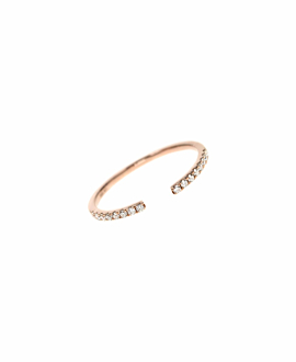 MEMOIRE Ring|14K Roségold
