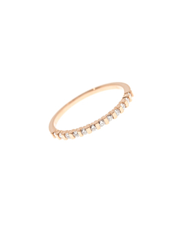 MEMOIRE Ring| 14K Roségold