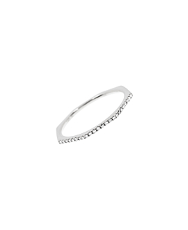 DIAMOND Ring|14K Weißgold