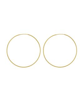 Creolen|14K Gold