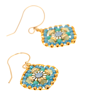 SUBLIME SEA EARRINGS