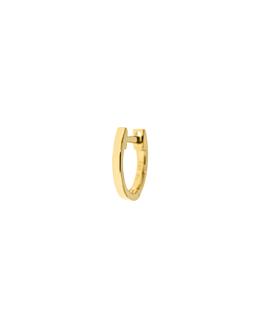 Creole Single 14K Gold