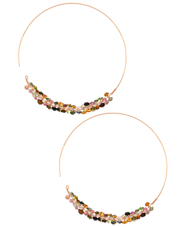 ENVIE HOOPS COLORS