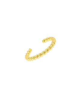 Ear Cuff|Single Gold