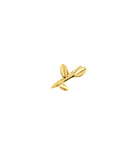 TWIG Ear Cuff|Single Gold