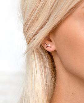 TWIG Ear Cuff Single Rosé