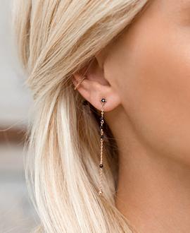 EAR CUFF SINGLE ROSE