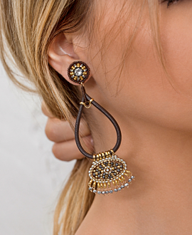 MERIDIONAL SECRET EARRINGS
