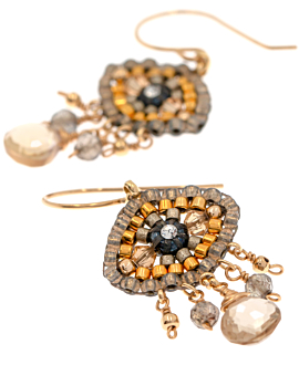 NOBLE EYE  EARRINGS