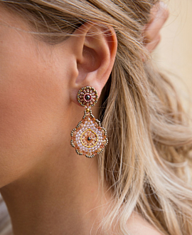 PARADISE DREAM  EARRINGS
