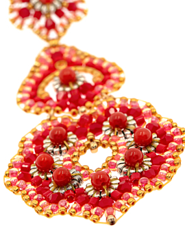 RED ADDICTION Ohrschmuck
