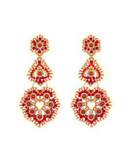 RED ADDICTION|Ohrschmuck