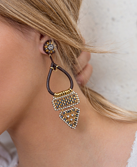MEIDIONAL SECRET EARRINGS