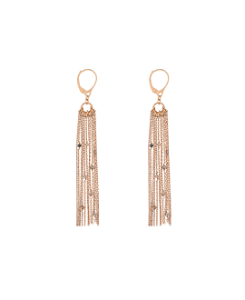 ESSENTIAL DIAMOND|Ohrschmuck Rosé