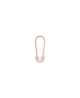 PIN Ohrring|Single Rosé