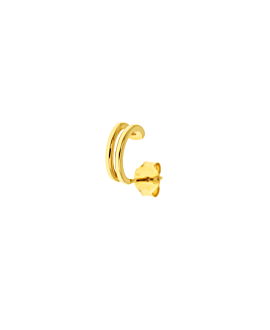 Ohrstecker|Single Gold