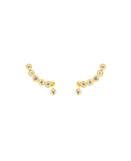 DIAMOND Ohrstecker  14K Gold