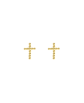 CROSS  Ohrstecker Gold