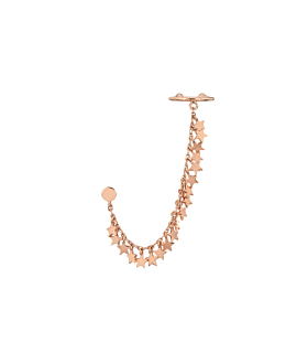 Ohrschmuck|Single Rosé