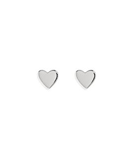 HEART|Ohrstecker Silber