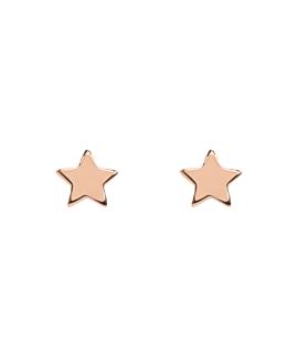 STAR|Ohrstecker Rosé