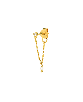 Ear Jacket|Single Gold