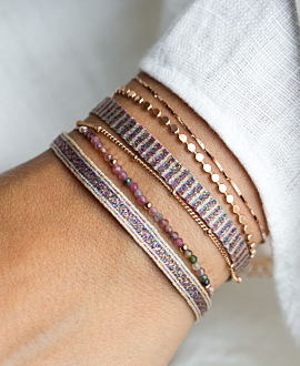PEREIRA  Armband Bunt