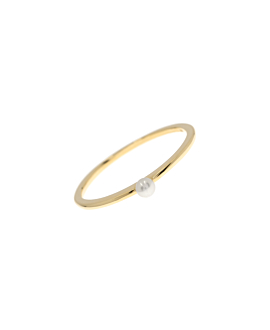 PEARL  Ring 10K Gold