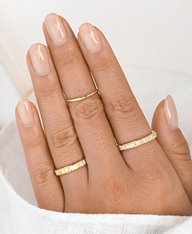 DIAMOND Ring 14K Gold