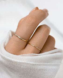 DIAMAOND RING 14K GOLD