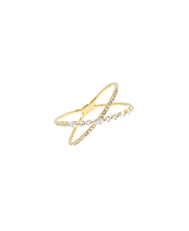 DIAMOND Ring|14K Gold