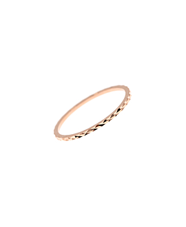 Ring|14K Roségold