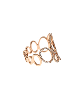 ICON Ring 14K Roségold