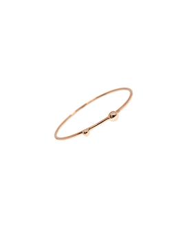 GOLD DROP Ring|14K Roségold