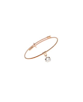 DIAMOND Ring|18K Roségold
