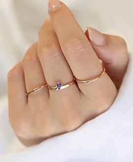 CARRÉ  Ring Rosé