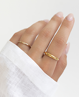 CELIA  Ring Gold