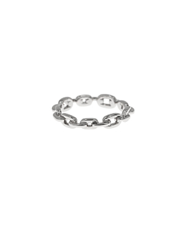 CHAIN Ring Silber